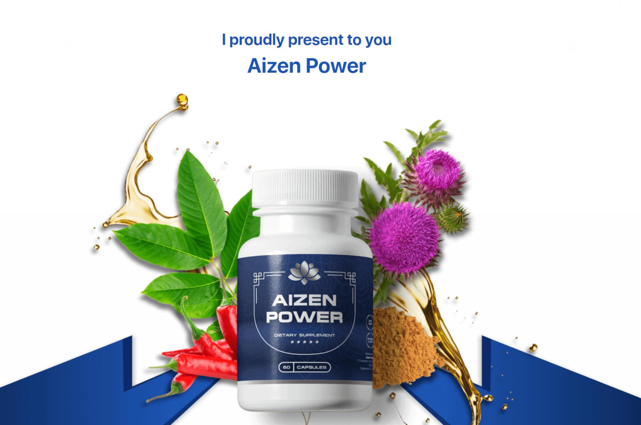 Azine Power Male